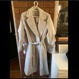 Wool Blend Coat from H&M-NEVER WORN-TAGS STILL ON
